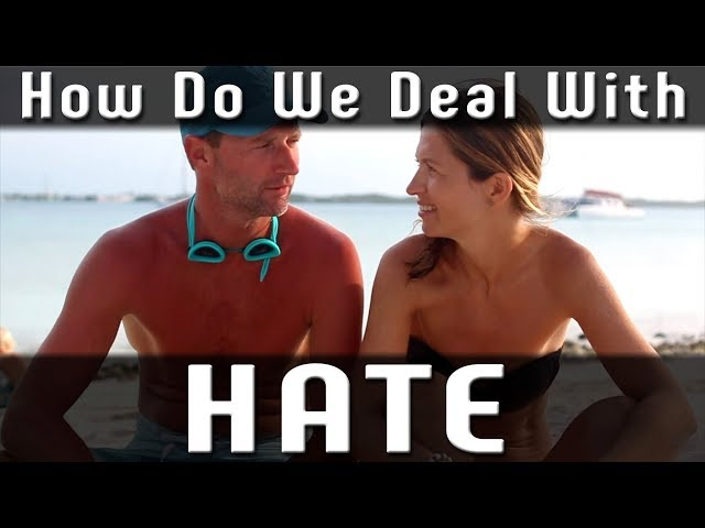 How Do We Deal With Hate? - Beaching About Life 33339