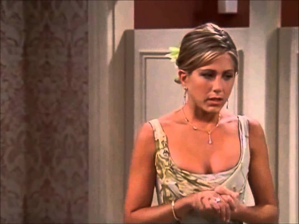 Friends Rachel Finds Out She Is Pregnant On Monicas Wedding Youtube