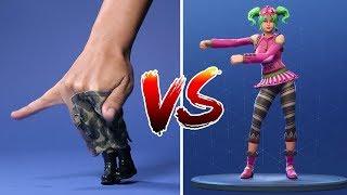 FORTNITE Dance Challenge | Fingers Breakdance thumbnail
