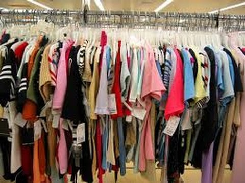 Bargain Shopping: Marshalls and H&M SALE SALE SALE Racks 75% off