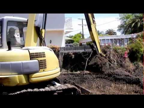 Caisson Drilling, Grading, Excavating, Demolition