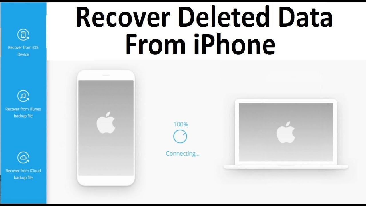 recovering deleted text messages iphone how to recover deleted photos contacts messages from 17945