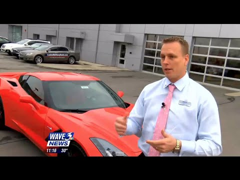 FIRST LOOK Corvettes new Z06 built in Bowling Green Interview by Wave 3 NBC - 동영상