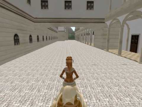 OpenSim Baroque Lisbon