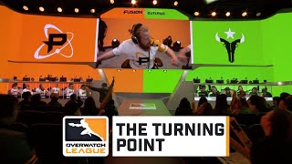 Carpe - Philadelphia Fusion | The Turning Point | Overwatch League