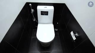 Ремонт ванной комнаты и туалета П-46, Москва