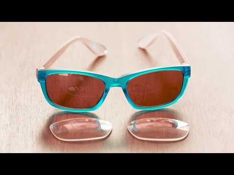 How to change lenses between your Dresden frames