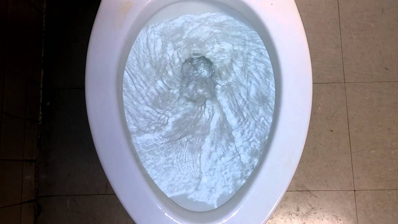 575] 1980 American Standard Cadet Toilet - YouTube
