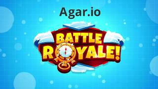 AGAR.IO BATTLE ROYALE - NOW ON MOBILE