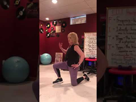 F.I.T.T. Principles & Fitness Exercises