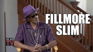 Fillmore Slim on How a Female Undercover Cop Tried to Entrap Him (Part 7)