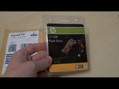 Fake 1TB USB Flash Drive Teardown & Review - YouTube