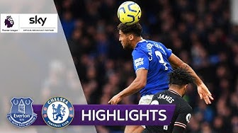 Everton gelingt Befreiungsschlag | FC Everton - FC Chelsea 3:1 | Highlights - Premier League 2019/20