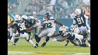 Preseason Week 2: Seahawks at Chargers Preview