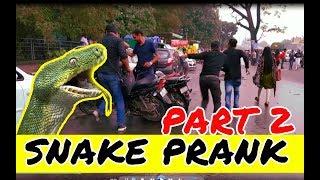 SNAKE PRANK INDIA 2019 |  PRANK IN INDIA | PRANK GONE WRONG | ANKITROY  |GREEDY GENIUS