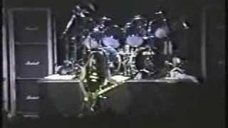 Slayer - Read Between the Lies -  Felt Forum NYC 88