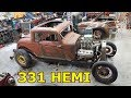1934 Plymouth 5 Window Coupe - The MOCKUP!