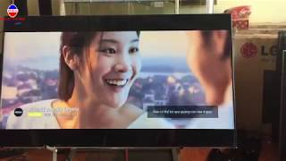 Hướng dẫn cài đặt mạng internet cho tivi sam sung, cách kết nối mạng wifi cho tivi sam sung 2018
