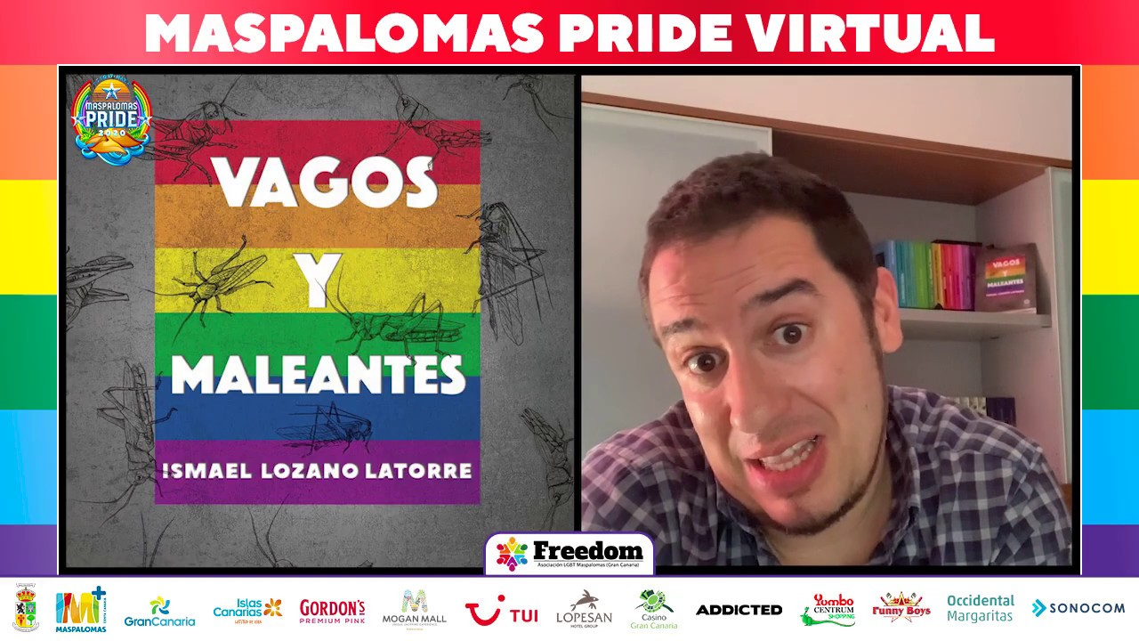 Día del Orgullo / Editorial siete islas