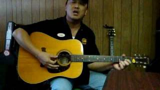"Jaxster sings Johnny Cash ""Starkville City Jail"""