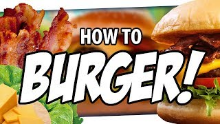 🎓 How to BURGER!