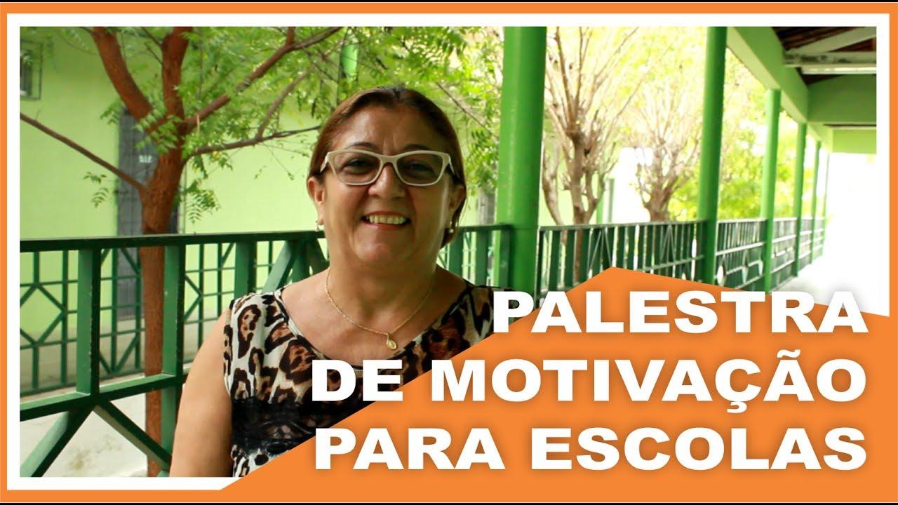 Palestra Motivacional Para Escolas Credi 14