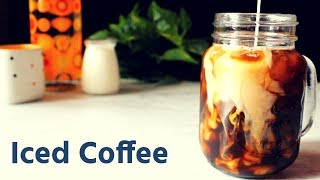 Perfect Iced Coffee | Iced Coffee Recipe at Home  | Cold Coffe…