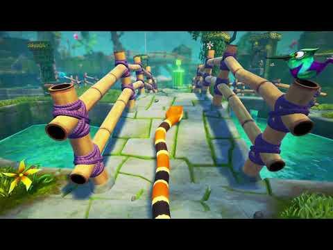 Snake Pass Xbox One X Part 3 (1/2)! :D