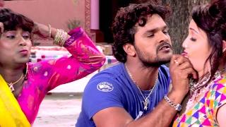 खेसारी लाल का ऐसा लौण्डा Dance कभी नहीं देखा होगा - Khesari Lal - Bandan - Bhojpuri Hot Songs 2017