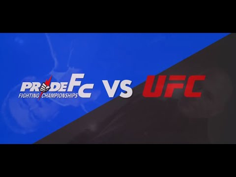 PRIDE ПРОТИВ UFC: ГЛАВНЫЕ ПРОТИВОСТОЯНИЯ В ИСТОРИИ