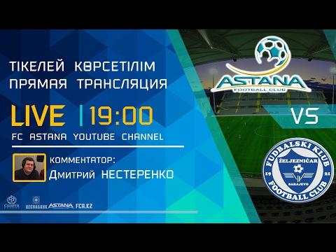 Astana - Zheleznichar