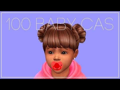 100 baby challenge cas!