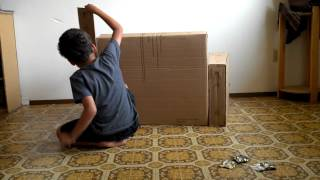 Cardboard Couch Cutest Babies Children Ever Diy