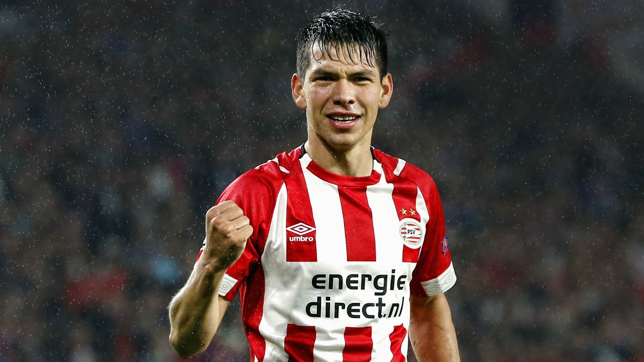 Hirving lozano this feeling 2018 2019 psv eindhoven for Hirving lozano squadre attuali