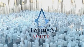 Free 2D Intro #77 | Assassin's Creed Unity Sony Vegas Template