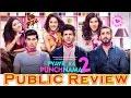 Pyaar Ka Punchnama 2 PUBLIC REVIEW | WahGazab