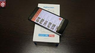 Highscreen EASY XL PRO