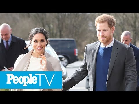 Harry & Meghan Make A Surprise Visit To Northern Ireland: Why It Was A Secret Until Now   PeopleTV