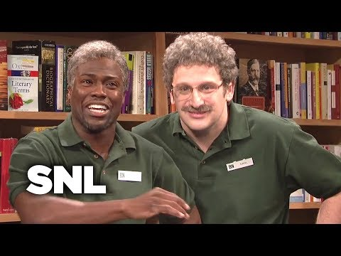 Barnes and Noble Firing - SNL