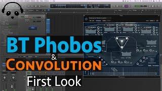 bt phobos logic pro x convolution sound design overview tutorial