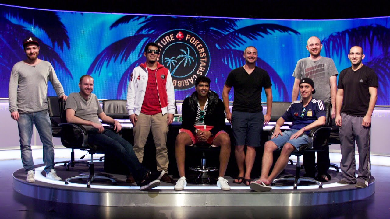 PokerStars Caribbean Adventure 2015 - Main Event - Final ...