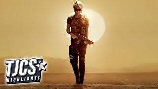 First Terminator Dark Fate Teaser Poster