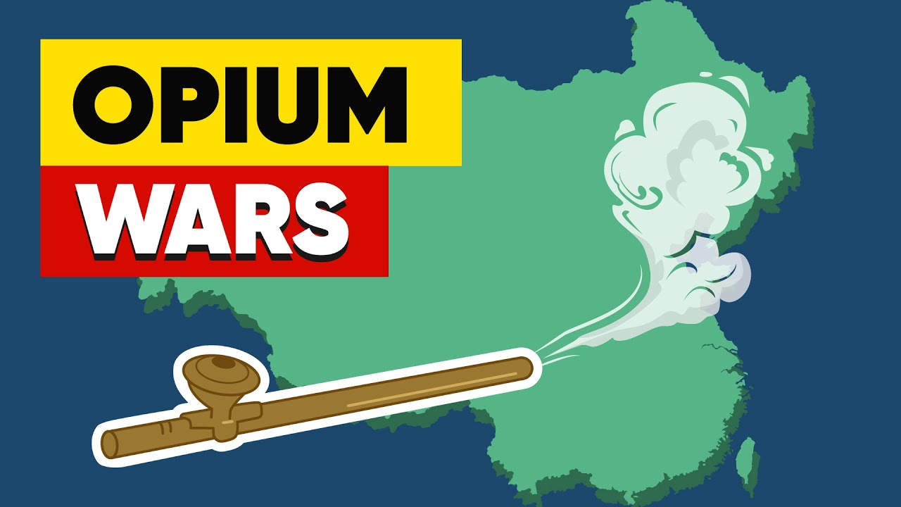 Download Opium Wars: Western Powers vs China - Animated History   Past to Future