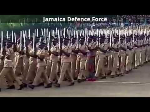 Jamaica Defence Force Graduation Parade