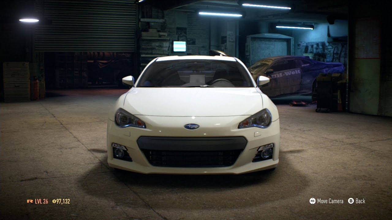 Need For Sd 2017 Subaru Brz Premium Test Drive Play Xboxone Hd 1080p60fps You