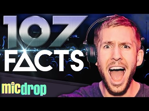 107 Calvin Harris Music Facts YOU Should Know (Ep. #31) - MicDrop