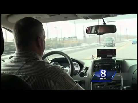 Video: Harrisburg cab company loses business to Uber