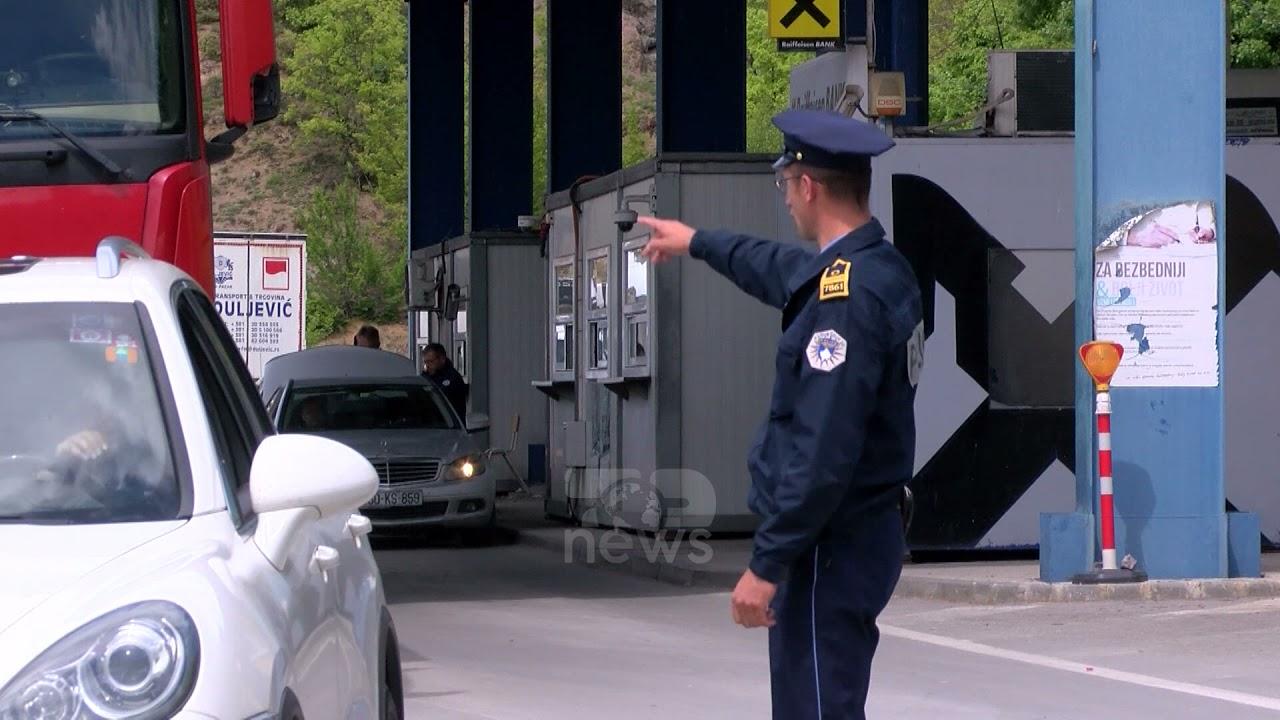 Download Top News  - I hiqen targat makinave nga Serbia / Kosova vendos reciprocitet në kufi