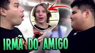 DEU EM CIMA DA IRMÃ E O AMIGO VIU TUDO  | Animeingá - Maringá / PR [2/3]