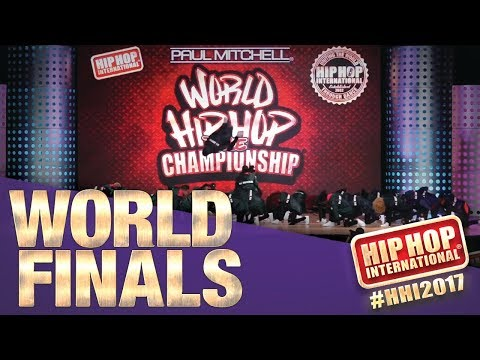 Da' Republik - Dominican Republic (Silver Medalist MegaCrew Division)  at HHI2017 Finals